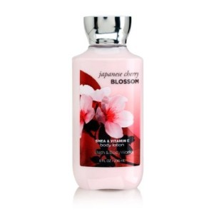 Bath Body Works Japanese Cherry Blossom 8.0 oz Body Lotion by Bath & Body Works