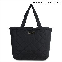 MARC JACOBS マークジェイコブス バッグ トートバッグ レディース QUILTED NYLON SMALL TOTE M0011323 ブラック [176]
