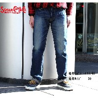 "No.SC41501H 14.oz SUGAR CANE FIBER DENIMLONE STAR JEANS ロンスタージーンズSLIM FIT""5year Aged"""
