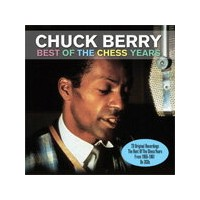 BEST OF THE CHESS YEARS (3CD)[輸入盤]/CHUCK BERRY[CD]【返品種別A】