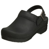 [ダンスコ] dansko Ingrid 238-020202 Black (Black Oiled/40)