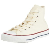 [コンバース] CONVERSE CANVAS ALL STAR HI CVS AS HI M9162 (ホワイト/4.5)