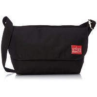 [マンハッタンポーテージ] Manhattan Portage 公式 VINTAGE MESSENGER BAG(LG) MP1607V BLK (ブラック)