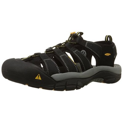 [キーン] KEEN MEN NEWPORT H2 1001907 BLACK (BLACK/10.5)