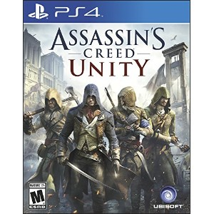 Assassin's Creed Unity (輸入版:北米) - PS4