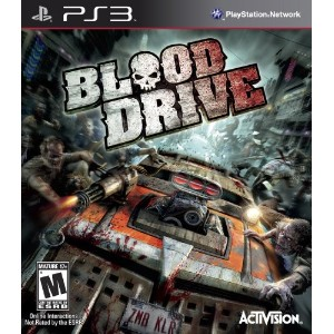 BLOOD DRIVE (輸入版:北米・アジア) - PS3