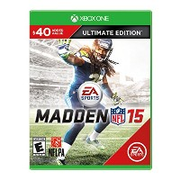 Madden NFL 15 Ultimate Edition (輸入版:北米) - XboxOne