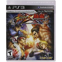 Street Fighter X Tekken (輸入版) - PS3