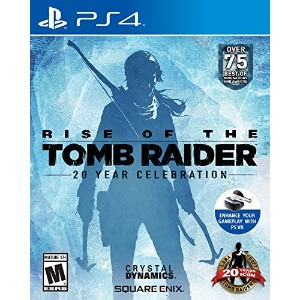 Rise of the Tomb Raider  20 Year Celebration Edition (輸入版:北米) - PS4