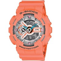 [カシオ]CASIO 腕時計 G-SHOCK Dusty Neon Series GA-110DN-4AJF メンズ