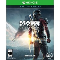 Mass Effect Andromeda - Deluxe Edition (輸入版:北米) - XboxOne