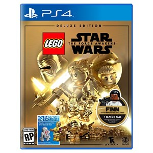 LEGO Star Wars The Force Awakens Deluxe Edition (輸入版:北米) - PS4