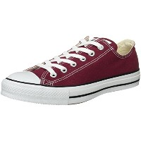 [コンバース] CONVERSE CANVAS ALL STAR OX MAROON (マルーン/8.5)