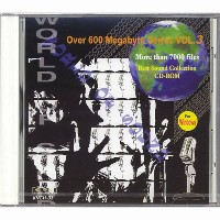 Over 600 Megabyte Series VOL.3「WORLD  OF SOUND VOL2」