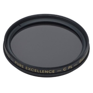Cokin PLフィルター pure excellence C-PL 40.5mm 真ちゅう枠 コントラスト上昇・反射除去用 100167