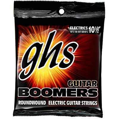 ghs エレキギター弦 Guitar BOOMERS/ギター・ブーマーズ ライト+ 10.5-48 GB10-1/2