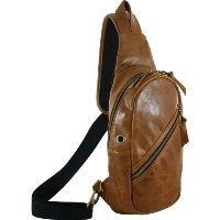 [トリックスター] TRICKSTER JEFF one shoulder bag tr49 CAM (CAMEL)