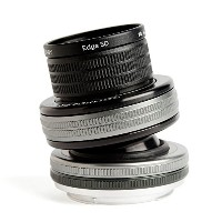 Lensbaby ティルトレンズ Composer Pro II with Edge 50 50mm F3.2 ニコン用 フルサイズ対応