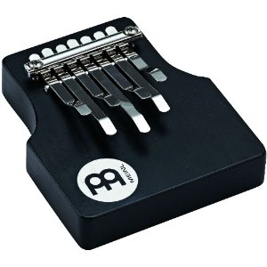MEINL Percussion マイネル カリンバ Solid Kalimba Medium KA7-M-BK 【国内正規品】