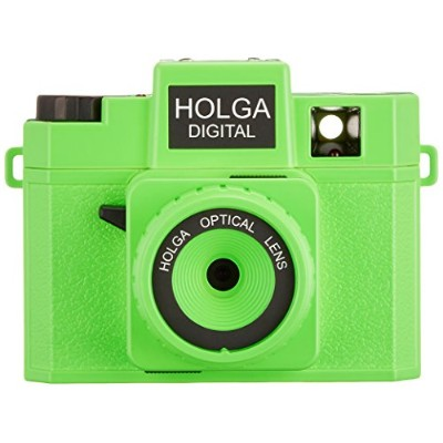 HOLGA DIGITAL Limited color Neon Green