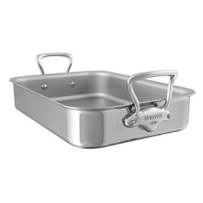 Mauviel M 'cook 5層Roasting Pans 15.7 IN 35521740