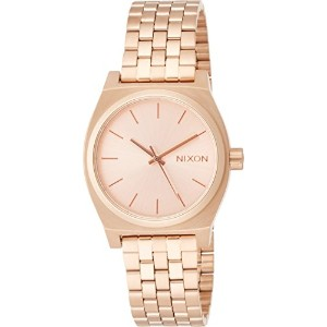 [ニクソン]NIXON MEDIUM TIME TELLER: ALL ROSE GOLD NA1130897-00  【正規輸入品】