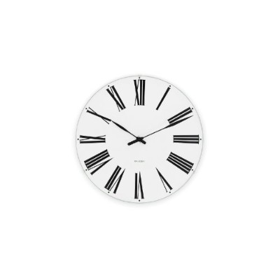 【正規輸入品】Arne Jacobsen Roman Wall Clock 21cm 43632