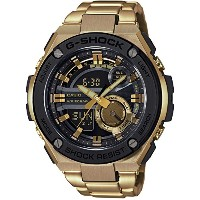 [カシオ]CASIO 腕時計 G-SHOCK G-STEEL GST-210GD-1AJF メンズ