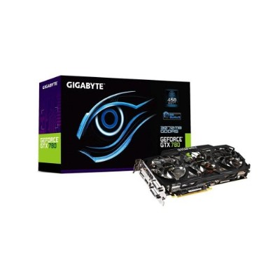GIGABYTE グラフィックボード GEFORCE GTX 780  3GB PCI-Express GV-N780OC-3GD