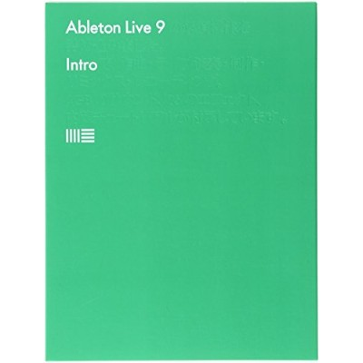ABLETON DAW Live9 Intro