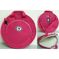 "Protection Racket シンバルバッグ 724513-05 22"" ピンク LPTR22CYMPK"