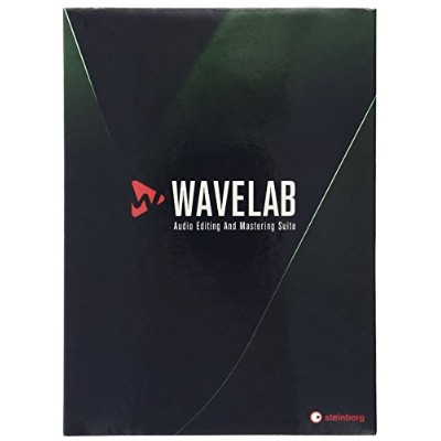 Steinberg Audio Editing And Mastering Suite WAVELAB8 通常版(WAVELAB8R) 【国内正規品】