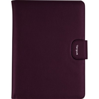 Targus ターガス iPad Air Notepad Folio (Black Cherry) THZ22701AP