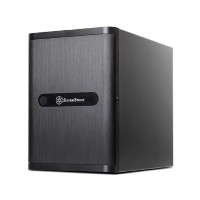 Silver Stone DriveStrage CASE Mini-ITX 黒 SST-DS380B