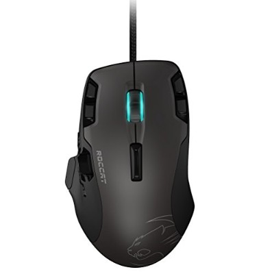 ROCCAT Tyon – All Action Multi-Buttonゲーミングマウス (Black) 正規保証品 ROC-11-850-AS ロキャット