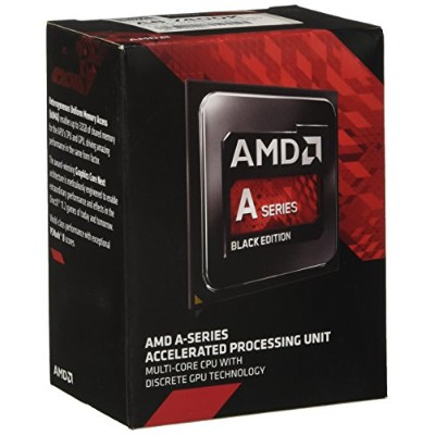 AMD A-series プロセッサ A6 7400K Black Edition Socket FM2+ AD740KYBJABOX