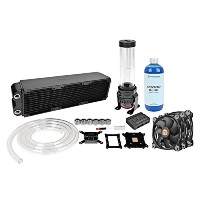 Thermaltake Pacific RL360 D5 water cooling kit/360mm/RiingFanEdition 水冷オールインワンキット HS1218 CL-W113...
