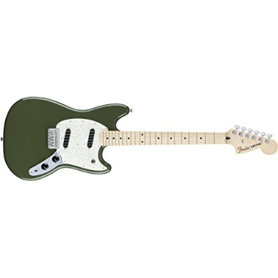 Fender フェンダー MUSTANG/Olive エレキギター