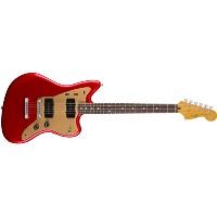 Fender フェンダー エレキギター DLX JAZZMSTER CNDY APLE RED ST