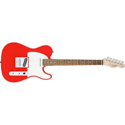 Squier by Fender エレキギター Affinity Series™ Telecaster®, Laurel Fingerboard, Race Red