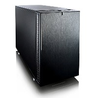 Fractal Design Define Nano S - Black ミニタワー型PCケース CS6033 FD-CA-DEF-NANO-S-BK