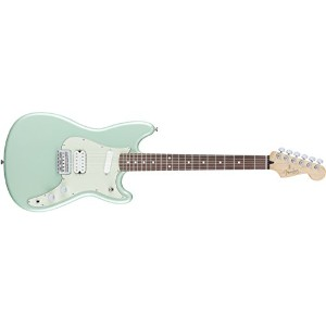 Fender フェンダー エレキギター DUO-SONIC HS Surf Green