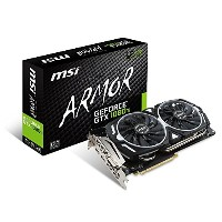 MSI GeForce GTX 1080 Ti ARMOR 11G OC グラフィックスボード VD6303