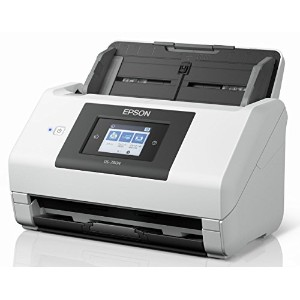 EPSON スキャナー DS-780N (シートフィード/A4両面/NW内臓)