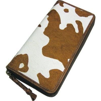 UPPER WEST 長財布 WALLET LONG WH×BR UWT427 [正規代理店品]