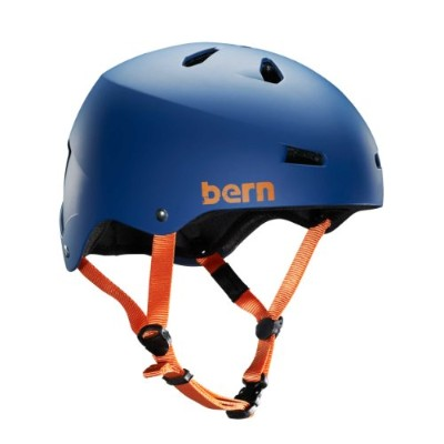bern(バーン) MACON BE-VM2BHMB-05 Matte Blue XL