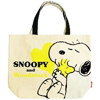 SNOOPY ビッグトートバッグ ウッドストック