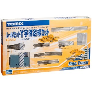 TOMIX Nゲージ レールセット Y字待避線セット Yパターン 91069 鉄道模型 レールセット