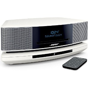 Bose Wave SoundTouch music system IV アークティックホワイト【国内正規品】