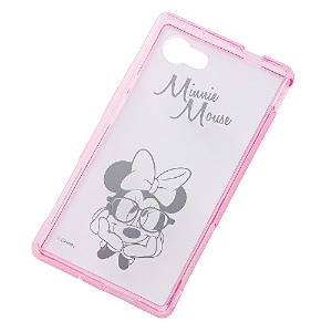 レイ・アウト AQUOS Compact SH-02H/ Disney Mobile on DM-01H/AQUOS Xx2 mini/AQUOS mini SH-M03 ディズニーハイブリッドケース...